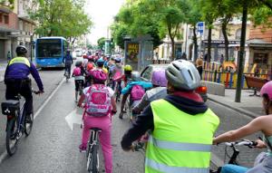 Policía Local y BikeAbility