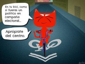 #LasBicisPorElCentro copia