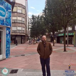 Quevedo en Pontevedra