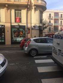 Semáforo peatones Reyes Católicos